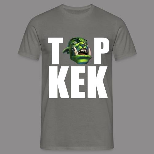Top Kek bila - Men's T-Shirt