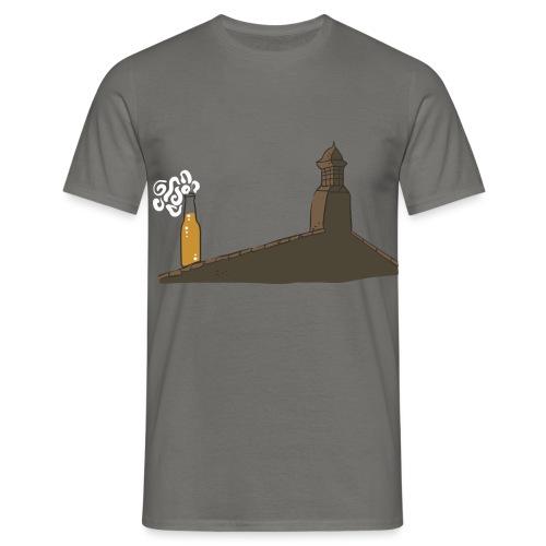 Habemus Beer Hoodies - Männer T-Shirt