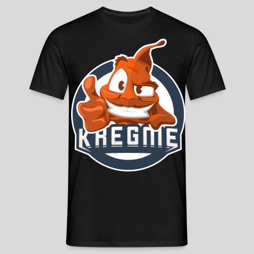 KregmeLogoNY - Herre-T-shirt