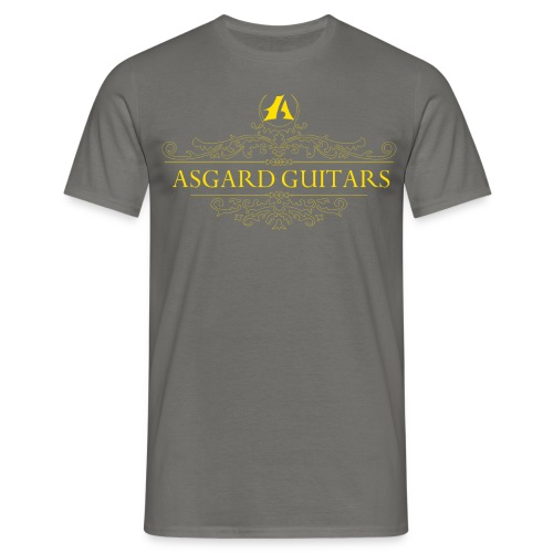 AGpaitakoukero yellow gold - Miesten t-paita