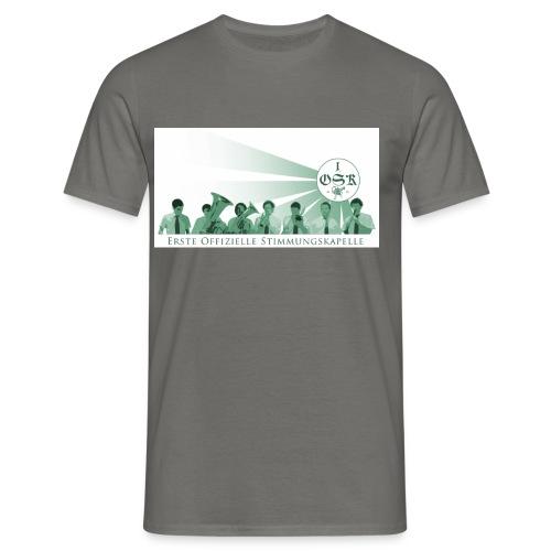 tshirt 1a - Männer T-Shirt