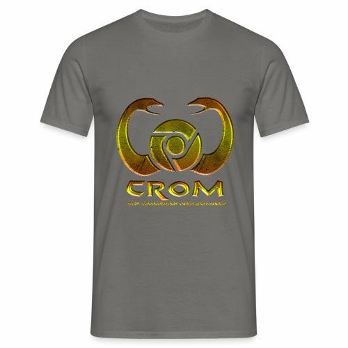 crom - Navegador web - Camiseta hombre