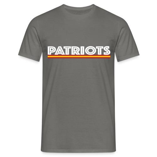 patriots esp 02 blanco - Camiseta hombre