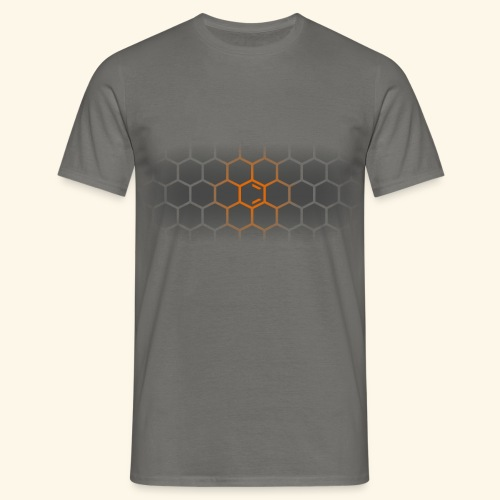 Carbon Core - Men's T-Shirt