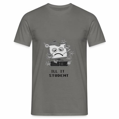IT STUDENT - Männer T-Shirt