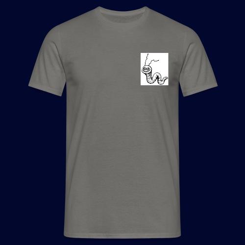 worm - Männer T-Shirt