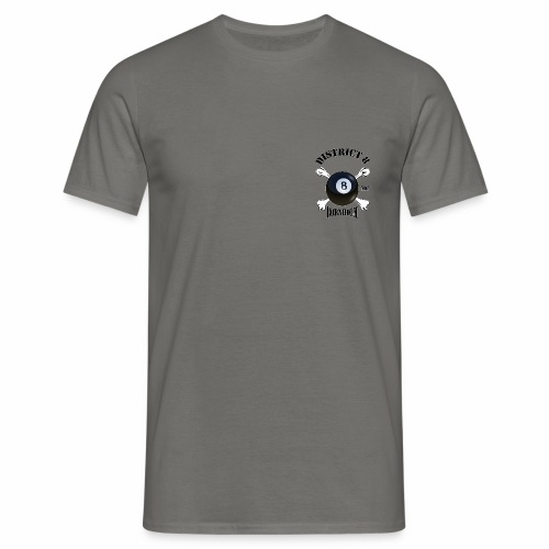 Distrikt_8 - Herre-T-shirt