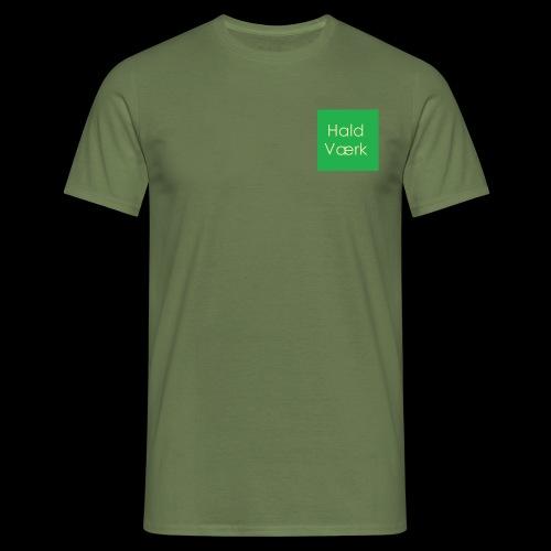 Haldværk - Herre-T-shirt
