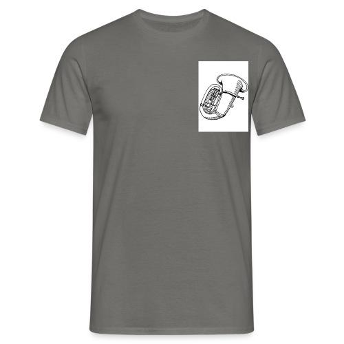 tuba - Männer T-Shirt