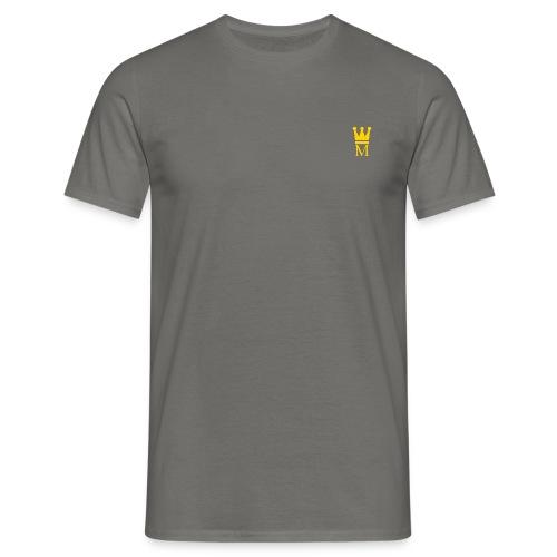Mann Clothing-Motif - Men's T-Shirt