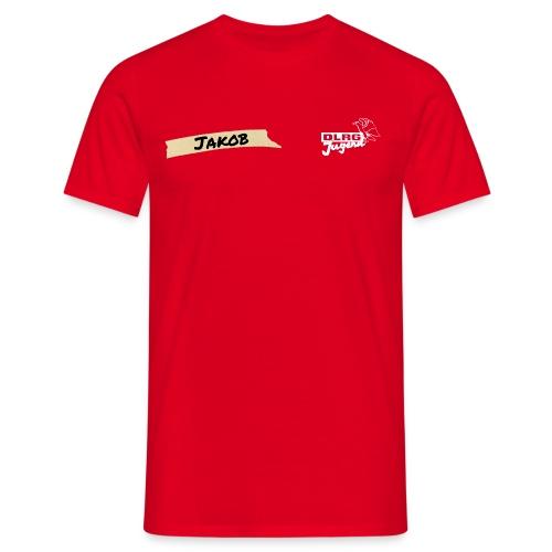 Logo Jugend Weiss png - Männer T-Shirt
