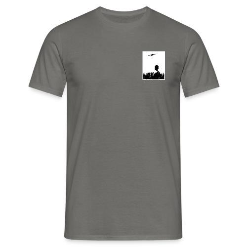 Radio Controlled Bossanova Aeroplane - Men's T-Shirt
