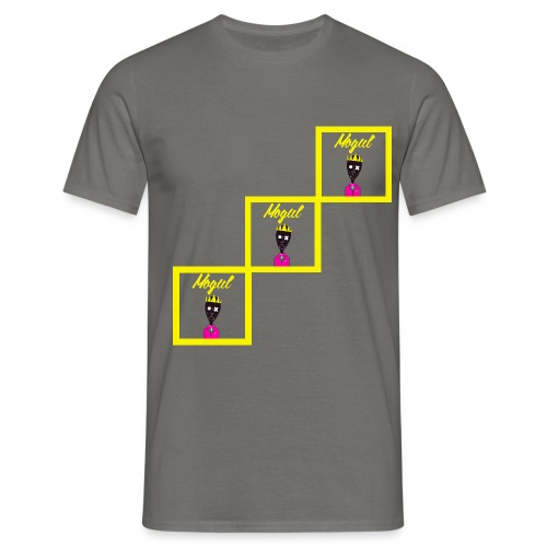 Mogul Man Yellow - Men's T-Shirt