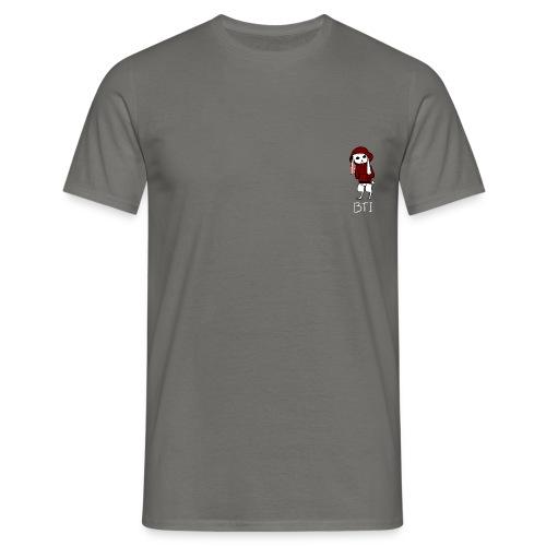 BTI White - Mannen T-shirt
