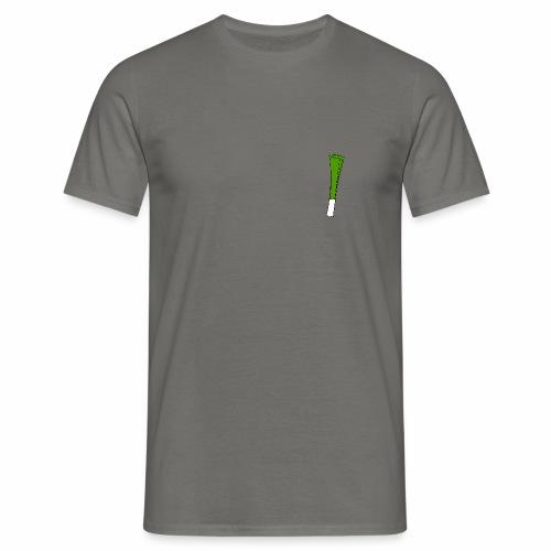 Lauch - Männer T-Shirt