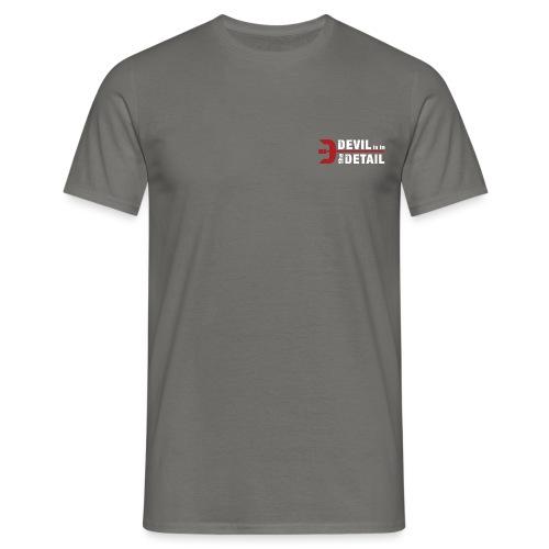 DITD long Logo - Men's T-Shirt