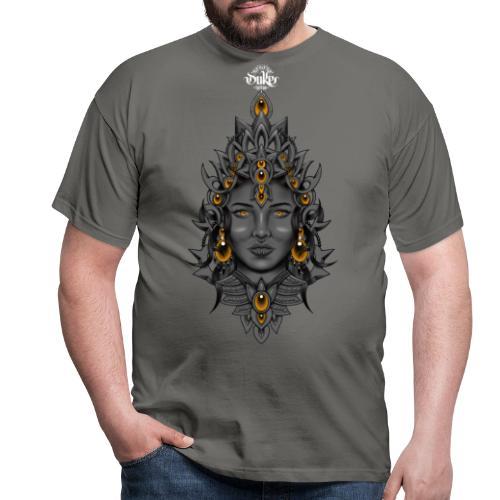 Duke Tattoo Fantasy Witch by Gideon - Mannen T-shirt