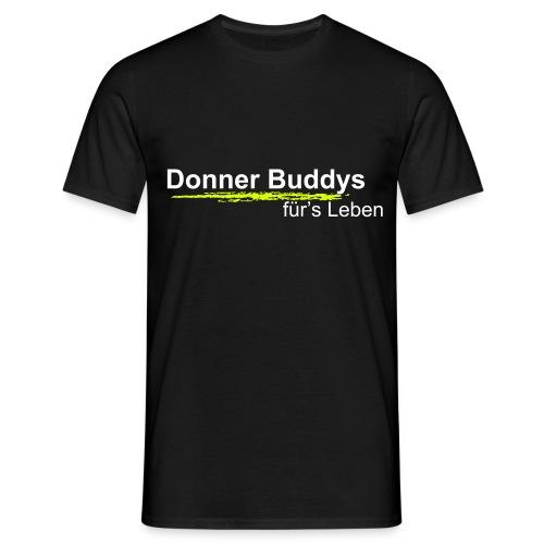 Donner Buddys - Männer T-Shirt