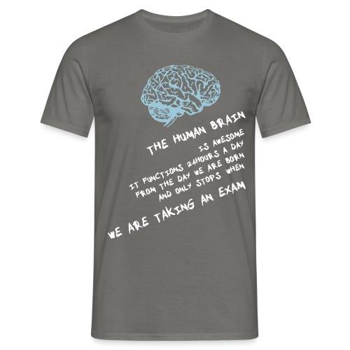 Human Brain - Maglietta da uomo