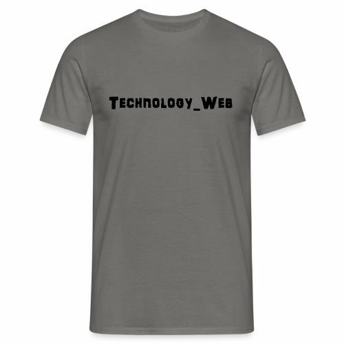 technology_web - Koszulka męska