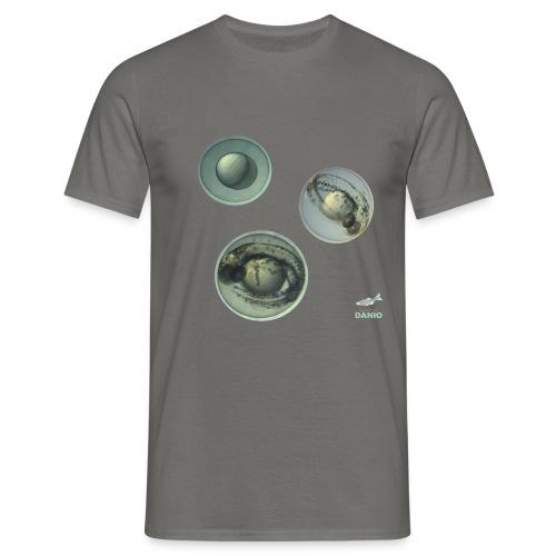 Camisetas Danio huevos de pez - Camiseta hombre