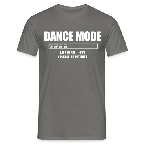 Dance mode - Men's T-Shirt