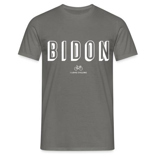 Bidon - T-shirt Homme