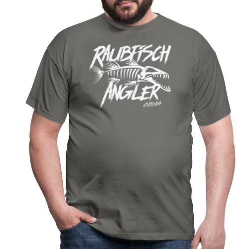 Raubfischangler - Männer T-Shirt