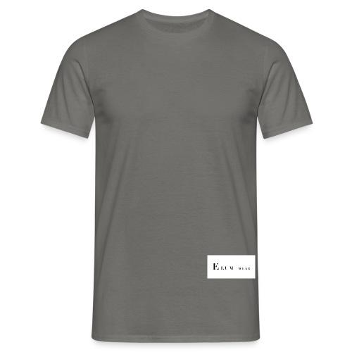 Elum wear - T-skjorte for menn