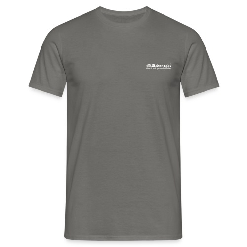 #badkissingenschafftdas - Männer T-Shirt