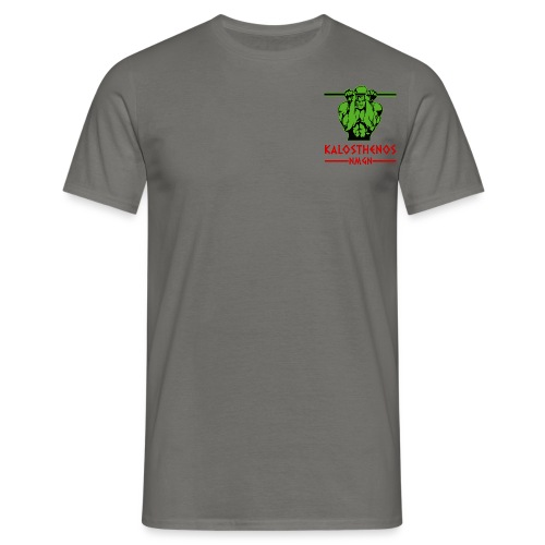 kalosthenosnmgn - Mannen T-shirt