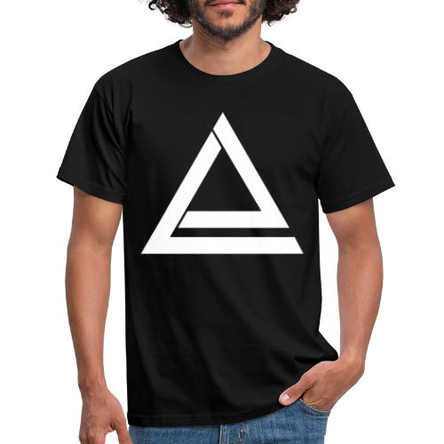Logo Laix (Blanc) - T-shirt Homme
