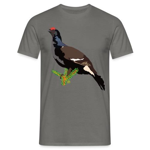 Birkhuhn - Männer T-Shirt