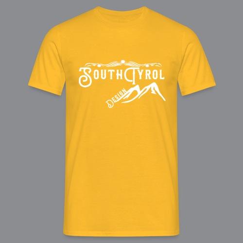 Southtyrol Weiß - Männer T-Shirt