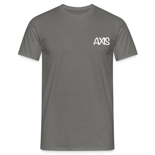 axiswhite png - Men's T-Shirt