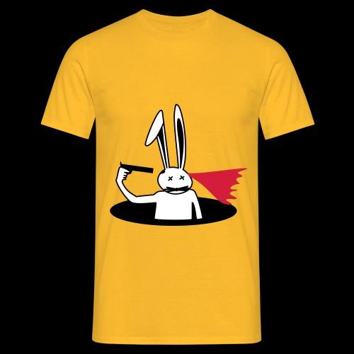 suicideBunny - Männer T-Shirt