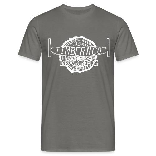 Timber Co No2 - Men's T-Shirt