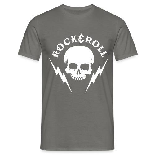 skullrayos convertido - Camiseta hombre