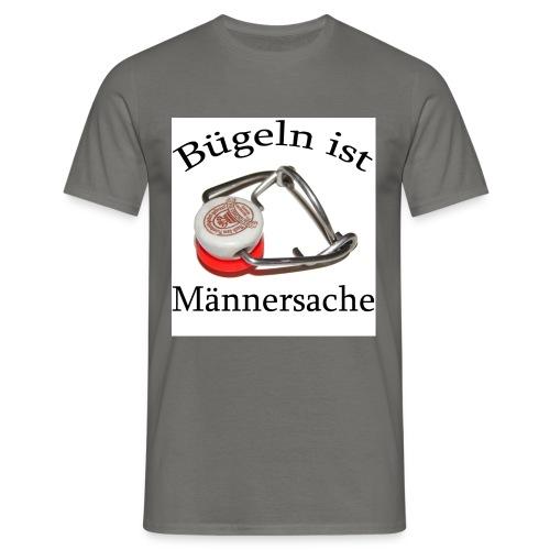 buegeln3 - Männer T-Shirt