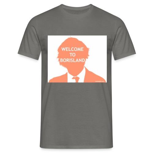 borislandorange - Men's T-Shirt