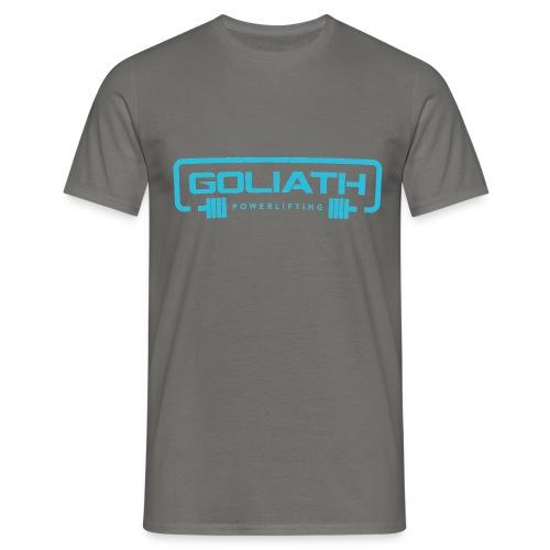 Goliath Powerlifting - Männer T-Shirt