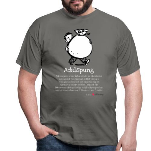 Adelspung - T-shirt herr