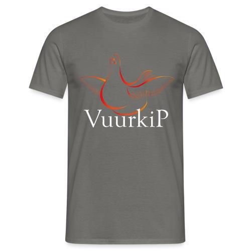 Vuurkip - Mannen T-shirt