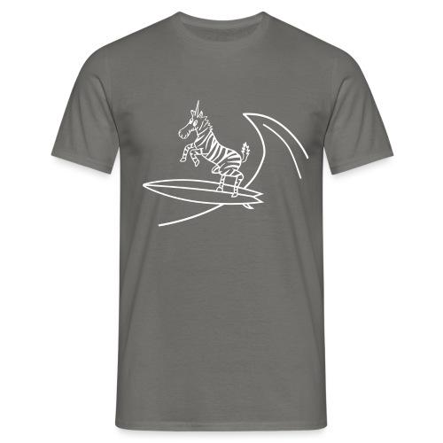 SurfCorn - Männer T-Shirt