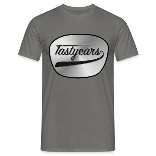 Logo de la marque Tastycars - T-shirt Homme