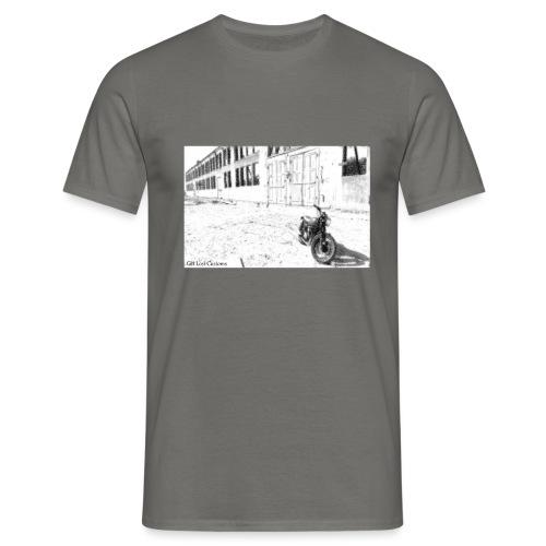 Scrambler1 - Mannen T-shirt