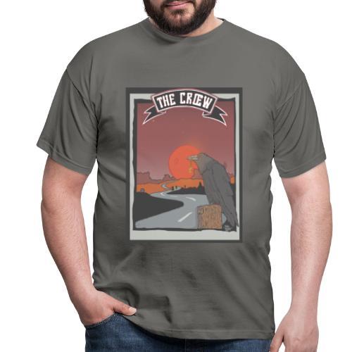 THE CRŒW DESERT - T-shirt Homme