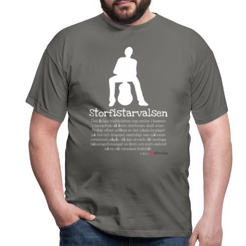 Storfistarvalsen - T-shirt herr