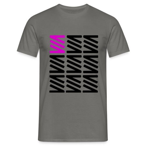 purple 9 - Men's T-Shirt