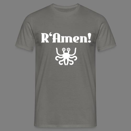 Ramen - Männer T-Shirt